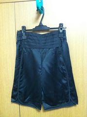 アレキサンダーワン黒 サテン サイズ0 黒 パンツ