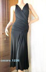セリーヌ☆ブラック ドレス34 ワンピース CELINE