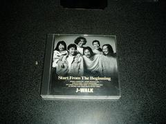 CD「J-WALK/Start From The Beginning」2枚組93年盤