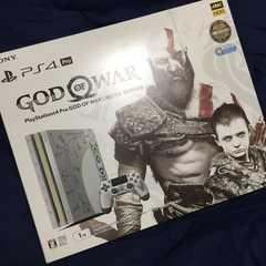新品 ソフトなし ゴッドオブウォー リミテッドエディション PS4