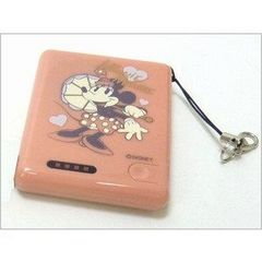 ☆スマートフォン対応 リチウムイオン充電器 (ミニー)