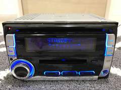 KENWOOD 2din CD/MD/AUXプレーヤー DPX50MDU