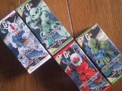 ガンダムシリーズ メックサーガフィギュアvol.2 全4種