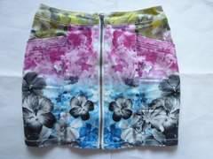 未使用★DIVIDCD H&M 花柄スカート 34