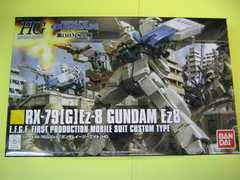 1/144 HGUC No.155 RX-79[G]Ez-8 ガンダムイージーエイト 新品 08MS小隊