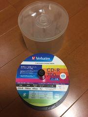 CD-R 700MB データ用(o^^o)
