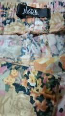 【LOVE JUNKIE】ラブジャンキー 花柄パンツ/size M