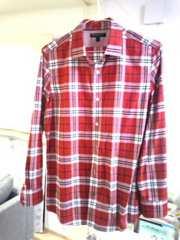 新品同様バナプリの長袖シャツ