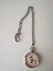 ミニー懐中時計