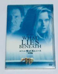 DVD ホワット ライズ ビニース 特別編