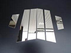 クロームメッキ鏡面ステンピラー マツダ アテンザGJセダン