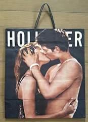 【ホリスター★ショップ袋】アメリカ#HOLLISTER#紙袋#プレゼント