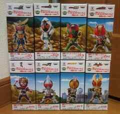 仮面ライダー ワールドコレクタブルフィギュア~平成ライダー~vol.1 全8種セット