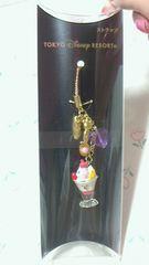即決◆新品未使用◆ディズニーリゾート限定◆ミッキーマウス◆キラキラパフェストラップ