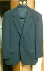 紺スーツ ジャケット パンツセットアップ M