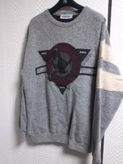 アイスバーグバットマンウールセーター