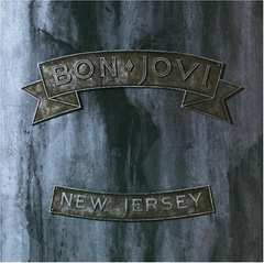 Bon Joviボンジョヴィ(ボンジョビ)  「NEW JERSEY」日本盤.対訳付