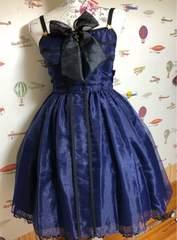 【美品】Angelic pretty Dolly Crossジャンパースカート コン