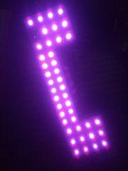 ジャンク扱いMH21s~MH23sワゴンR&スティングレー42連@LED@ルームランプピンク紫