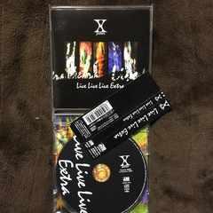 X JAPAN live live live extra YOSHIKI エックスジャパン ヨシキ