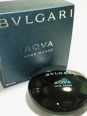 ☆ ブルガリ アクアプールオム 50ml ☆ BVLGARI 新品 香水