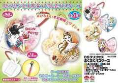 新品*白雪姫*ぷくぷくパスケース*ディズニープリンセス*リンゴ