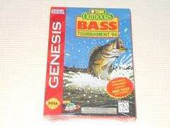 MD★TNN OUTDOORS BASS TOURNAMENT'96 GENESIS 海外版