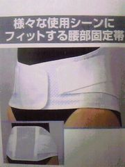 【4L】整形外科のコルセット/腰痛 ぎっくり腰 ヘルニア対策