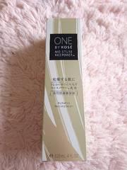 ONE BY KOSE 薬用保湿美容液[医薬部外品]保湿美容液ラージ
