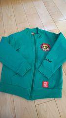 ベビードール BABYDOLL ジャケット パンツ セットアップ 110 120 緑系