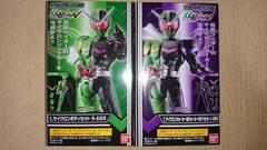 双動 SO-DO CHRONICLE 仮面ライダーW 全6種類セット