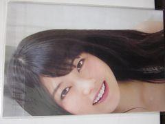 漫画アクション 付録ポスター AKB48 横山由依 2014年9月