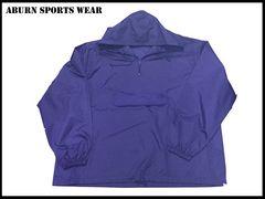 新 【紫色-2XL】 Auburn スポーツウィンドブレーカビッグサイズ