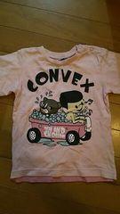 コンベックス  Tシャツ