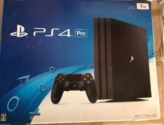 新品未開封PlayStation4Pro本体1TBプレステ4PS4