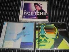 KEN ISHII『JELLY~』+『SLEEPING~』初回盤+『MILLENNIUM』3枚セット