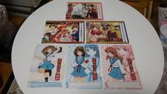 涼宮ハルヒの憂鬱 2007年度ポストカードカレンダー 新品未使用
