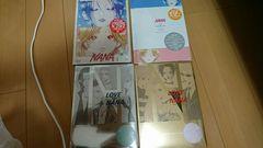 NANA DVD1枚、CD3枚新品未開封。初回。