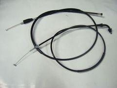 (2005)GSX400Eゴキザリ用純正長さワイヤー4点セット