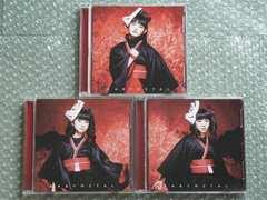 BABYMETAL/メギツネ【キ盤+ツ盤+ネ盤】3CD+3DVD/初回盤3枚セット