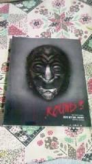 キム・ヒョンジュン「ROUND3」限定版DVD付シリアルナンバーアリSS501