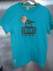 CHUMS ボックス インディアン Tシャツ