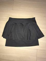 Dazzlin☆ダズリン、ペプラムタイトスカート、ミニスカート