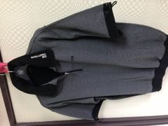 23-スポーツ💛半袖ハーフジップシャツ2