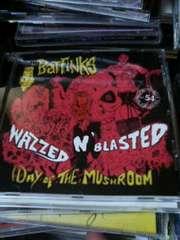 the BatFinks/WAZZED N'BLASTEDサイコビリーロカビリー