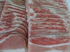 ☆大人気 焼肉用 豚バラスライス 700g  生冷凍