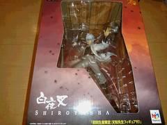 GEMシリーズ[銀魂 白夜叉フィギュア]初回版天地先生フィギュア付き(未開封)