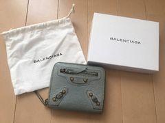 ◇バレンシアガ◇二つ折り財布◇