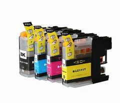 ブラザー Brother 互換インク LC111-4PK 4色セット