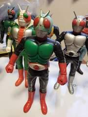 仮面ライダーフィギュアセット